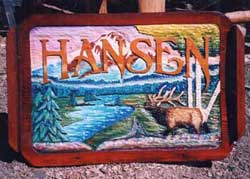 Hansen Sign