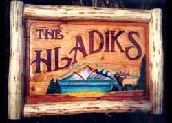 Hladik Sign